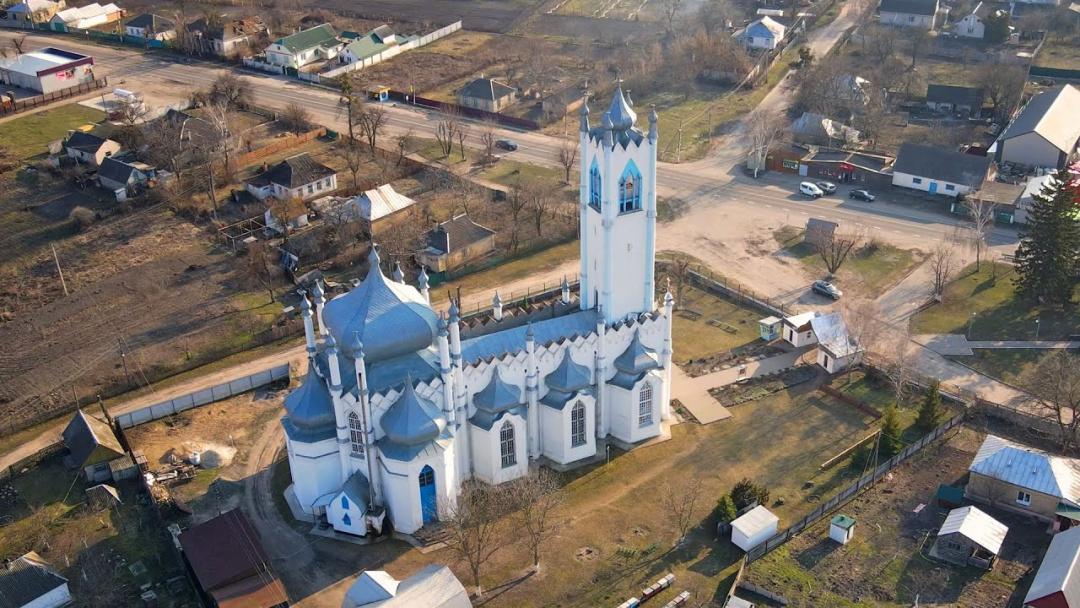 Село Мошни Черкаського району