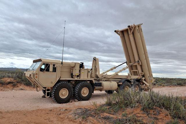 Terminal High Altitude Area Defense / Фото: armyrecognition