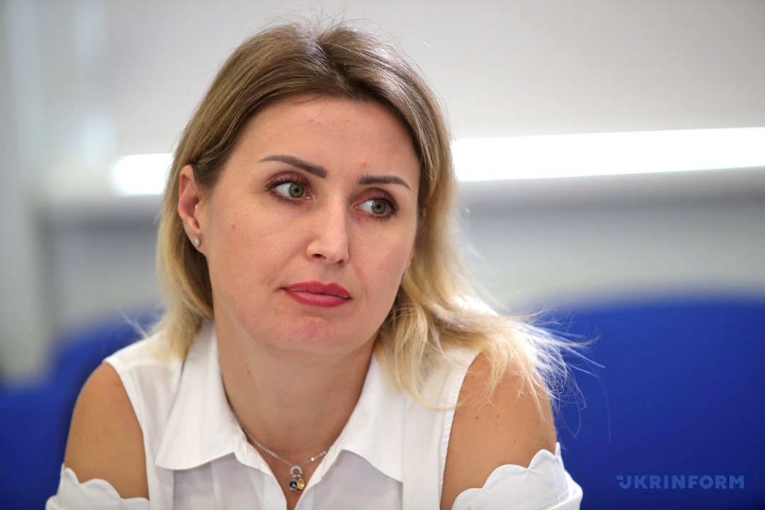 Оксана Максименюк