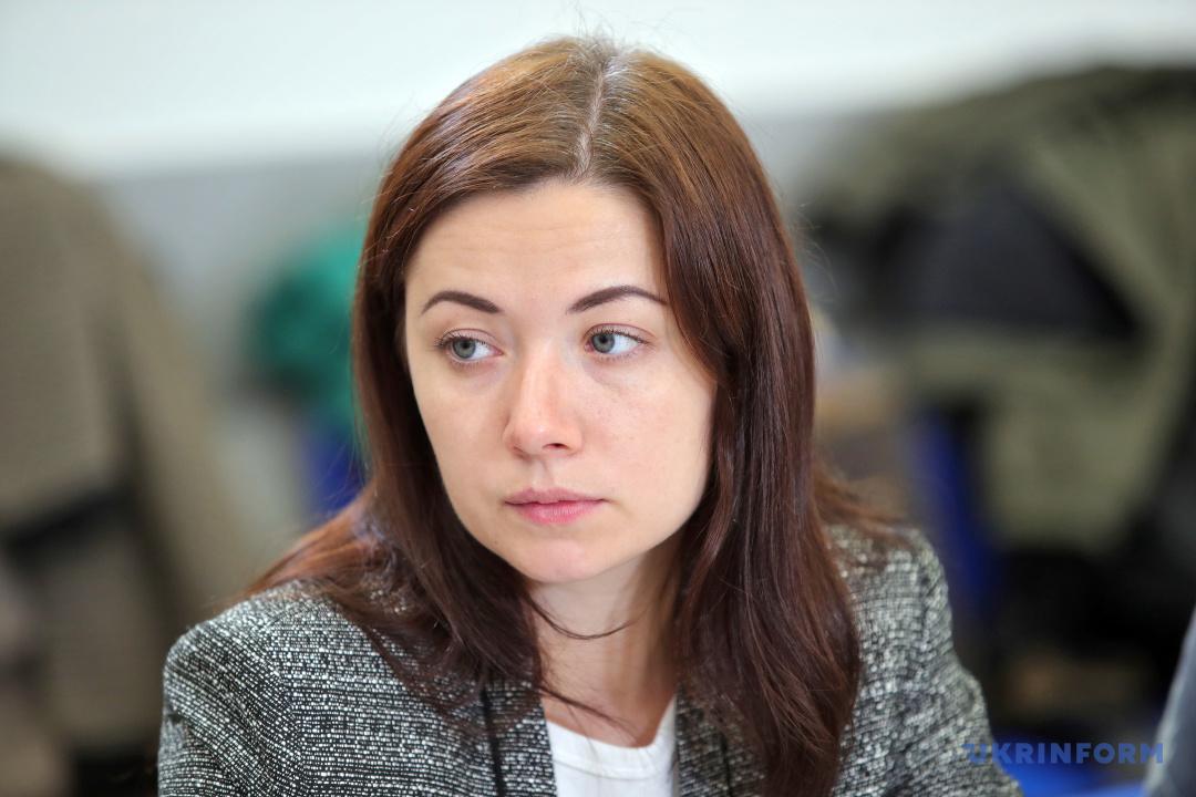 Віта Володовська
