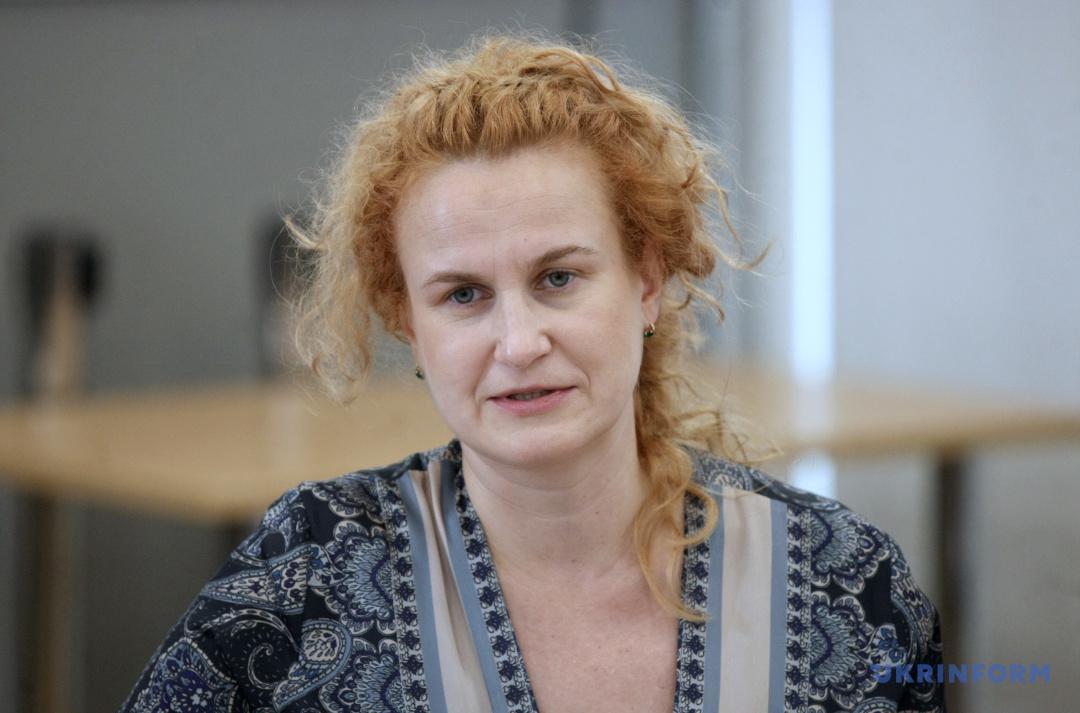 Ганна Красноступ