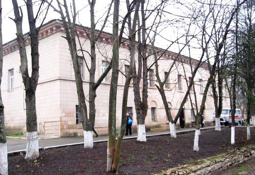поліційне фотоательє у Бобринці, де працювали писарями Марко Кропивницький та Іван Карпенко-Карий