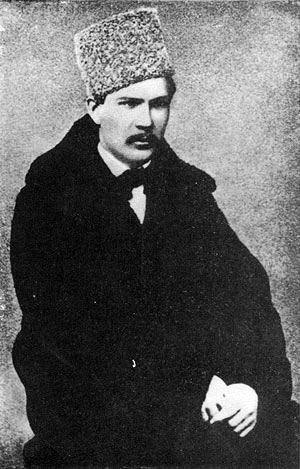 Іван Карпенко-Карий. Єлисаветград, 1871 р.