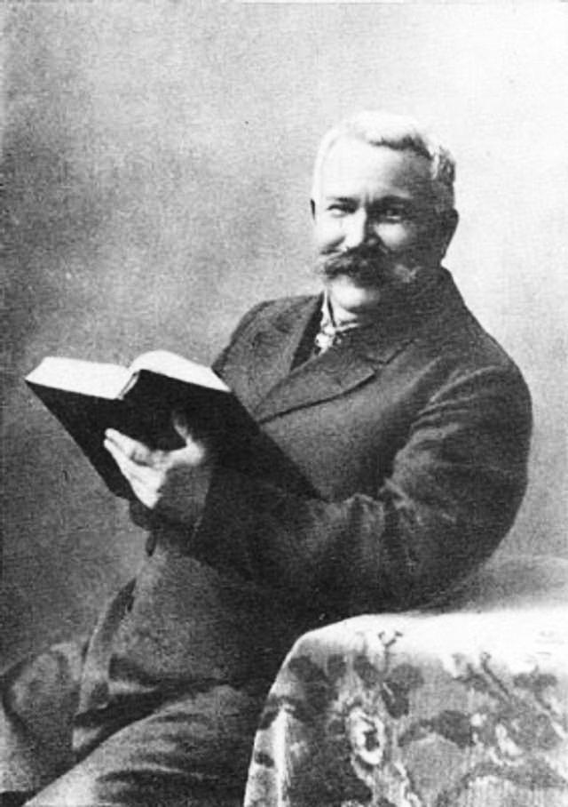 Іван Карпенко-Карий, 1890-ті рр.