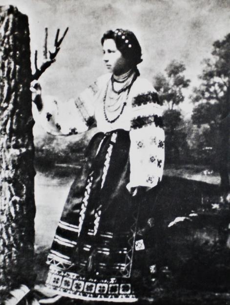 Марія Тобілевич  – донька І.К.Тобілевича