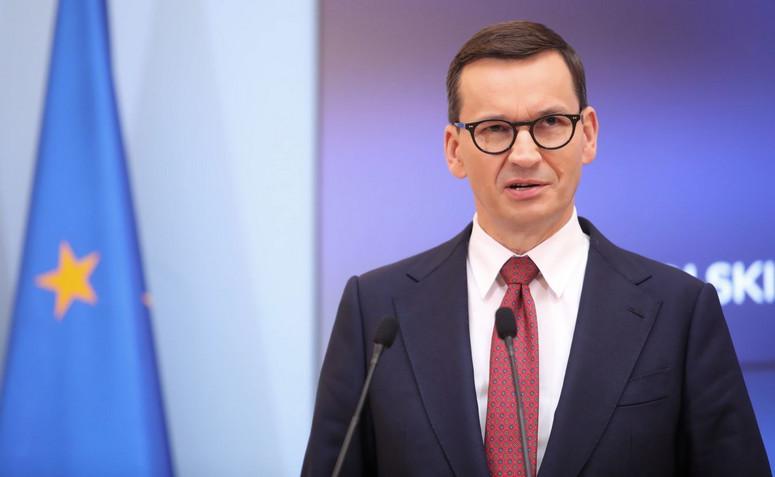Моравецький / Фото: PAP