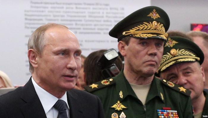 Путін з автором доктрини