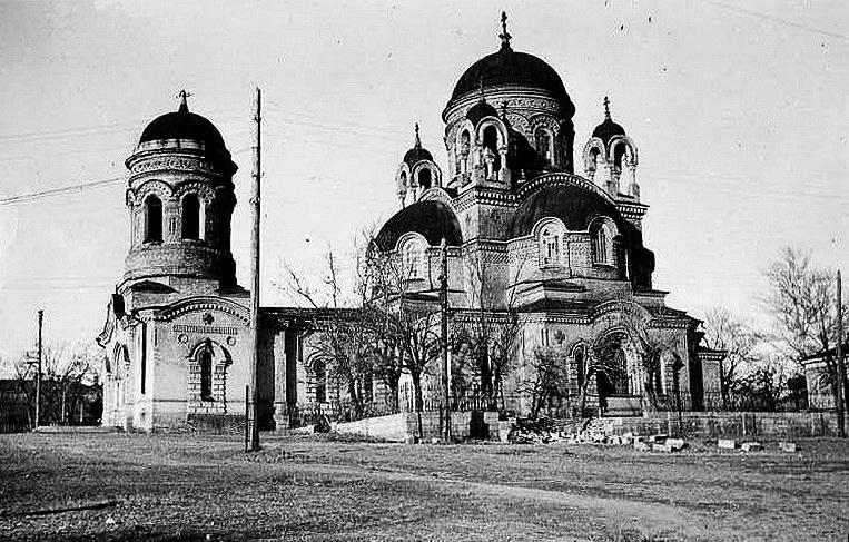 Олександро-Невська церква, Новочеркаськ