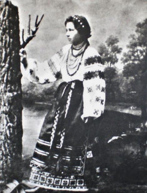 донька Марія Тобілевич-Кресан