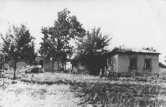 Хутір Надія, 1940-ті рр.