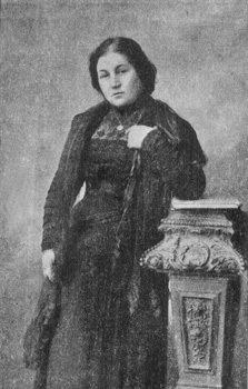 Софія Тобілевич, 1890-ті рр.