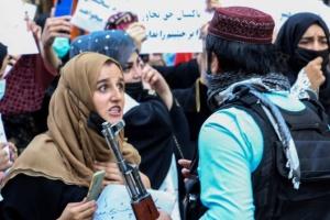 В Афганістані таліби не дозволили жінкам виходити на роботу