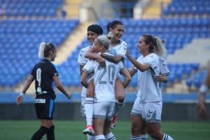 «Жилстрой-1» вышел в группу женской Лиги чемпионов