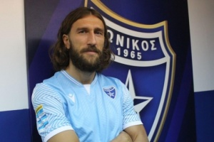 Chygrynskyi signs contract with Greek club Ionikos