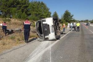MAÉ : 35 Ukrainiens blessés dans un accident de bus en Turquie