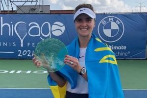 Tennis: Svitolina zurück in Top-4 der Weltrangliste