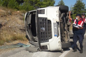 Bus accident in Turkey: Four Ukrainians remain in hospital