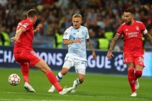 Champions League: Dynamo und Benfica spielen Remis