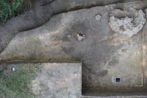 На Херсонщине археологи нашли печь возрастом свыше тысячи лет