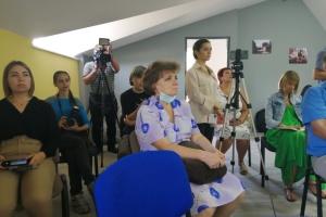 Кримськотатарський культурний центр «Куреш» у Херсоні відкрив публічний простір