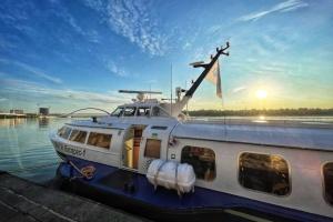ГАРТ представляет тестовый речной туристический маршрут «Киев – Канев – Киев»