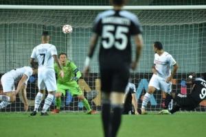 Champions League: El Shakhtar pierde ante el Sheriff en Tiráspol