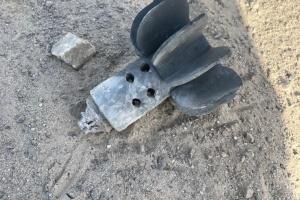 Окупанти двічі обстріляли Щастя з міномета, поранений цивільний