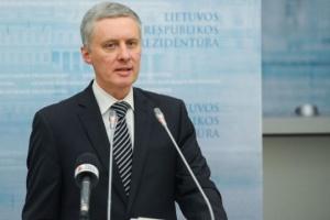 Embajador: Empresas lituanas invirtieron 180 millones de euros en Ucrania el año pasado