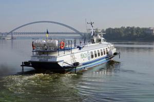 МКІП і ДАРТ опрацьовують варіант річкового туру з Києва до Чорнобиля – Ткаченко