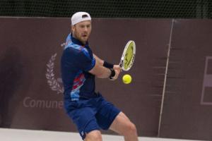 Марченко проиграл французу на турнире ATP Challenger Tour в Стамбуле