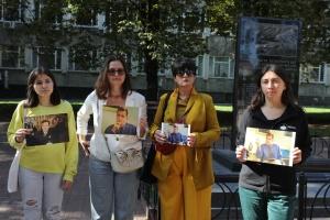 В Киеве - акция памяти Георгия Гонгадзе