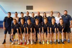 Украина будет принимать мини-турнир Евро-2022 по женскому футзалу