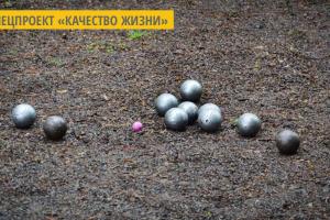 Ужгородцы завоевали первое место на чемпионате Украины с петанка