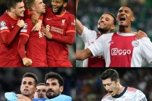 Стала відома збірна 1 туру групового раунду Ліги чемпіонів УЄФА