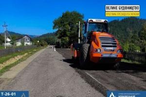 Біля кордону з Румунією «реанімують» дорогу вперше за 35 років