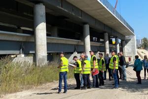На будівництво Подільського мосту прийшли з оглядом експерти та прокуратура