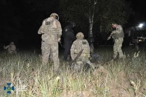 СБУ біля північного кордону ловила «диверсантів» із дроном та вибухівкою