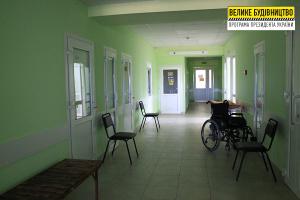 На Харківщині реконструювали приймальне відділення лікарні - фото