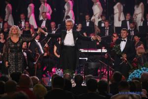У Національній опері відбувся гала-концерт «Музична подяка лікарям»