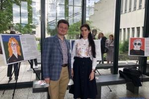 У Берліні відкрилися Академічні Дні України та виставка