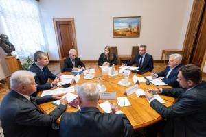 На Банковій обговорили перспективи оборонної співпраці з Канадою