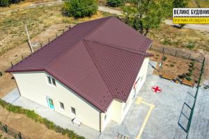 На Миколаївщині збудували сучасну сільську амбулаторію
