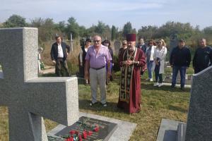 На Черкащині вшанували пам'ять вбитого журналіста Василя Сергієнка
