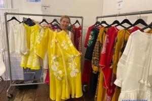 Ткаченко о нью-йоркской Неделе моды: Украинский шоу-рум заинтересовал ритейлеров