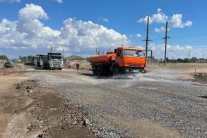 В Николаеве стартовал ремонт объездной дороги - фото