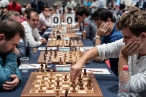 Шахматные клубы Европы встречаются на озере Охрид