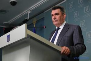 Данилов заявил, что российская паспортизация на востоке Украины замедлилась