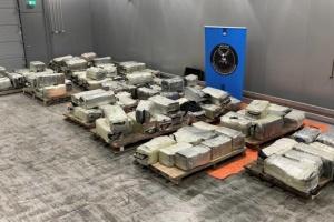 В порту Роттердама нашли четыре тонны кокаина на 300 миллионов евро