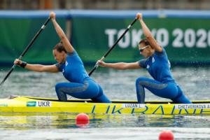 Украинские гребчихи завоевали золото» и «серебро» чемпионата мира