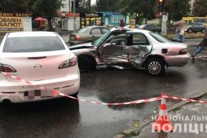 В Одессе произошло смертельное ДТП с участием полицейского